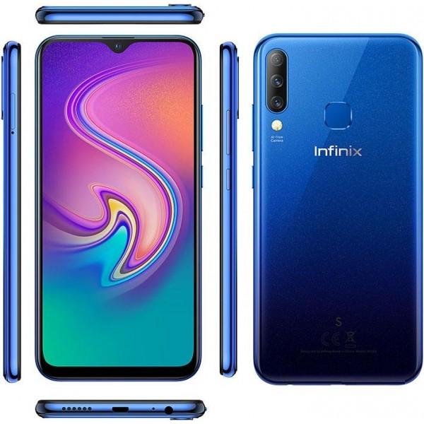 Infinix S4 X626B