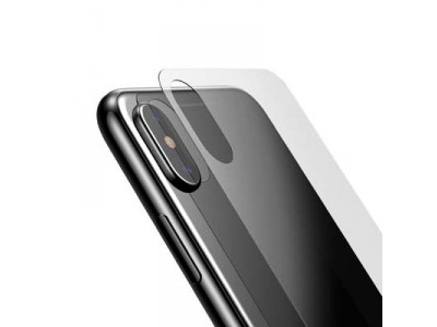 iPhone X Back Screen Protector Matte, amFilm