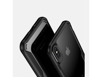 IPAKY Shockproof Hybrid Armor Case Cover For iphone X & iphone 10