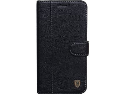 Flip case for Nokia 5 (black leather)