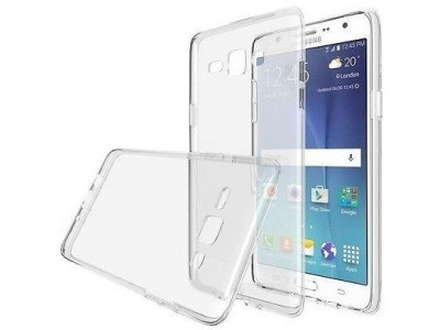 Samsung Galaxy j7 Core TPU  Cover - Clear
