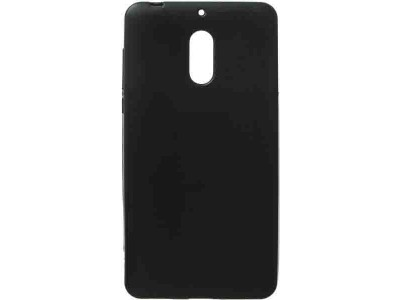 Back Cover For Apple Nokia 6 - Black