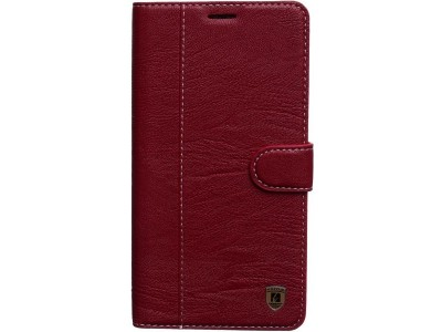 Kaiyue Flip Cover For Huawei Y7 Prime red