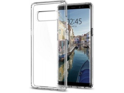 Samsung Galaxy Note 8 TPU Cover - Clear
