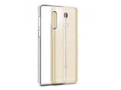Back Cover For Xiaomi Redmi 5 plus - Transparent