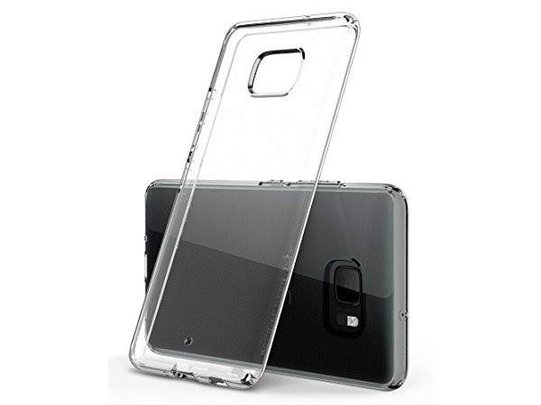 X Level Back Cover Transparent for htc U Ultra